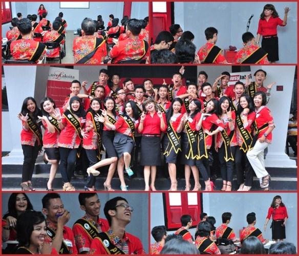 "Pembekalan ""Public Speaking"" Finalis Putra Putri Bantul 2013"